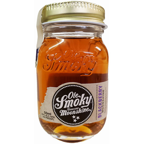 Ole Smoky Tennessee Blackberry Moonshine 50ML