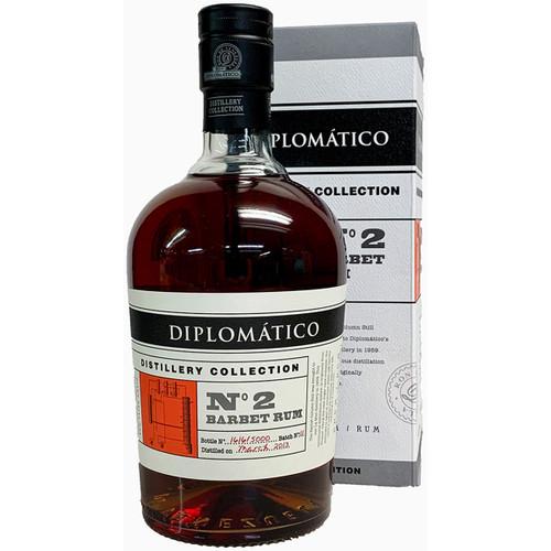 Diplomatico Distillery Collection No 2 Barbet Rum