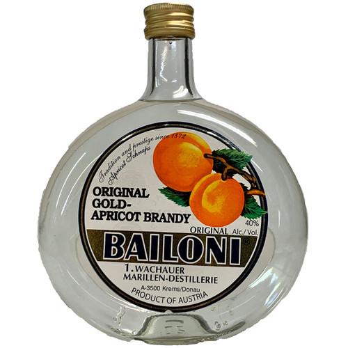 Bailoni Apricot Brandy