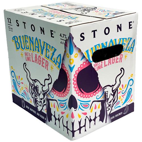 Stone Buenaveza Salt & Lime Lager 12-Pack