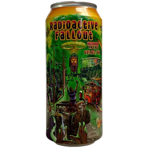 El Segundo Radioactive Fallout Hazy IPA Can