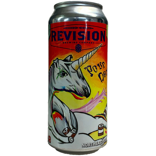 Revision Pour Decisions Imperial NE IPA Can