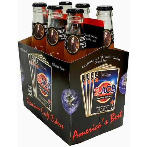 Ace Space Bloody Orange Craft Cider 6-Pack