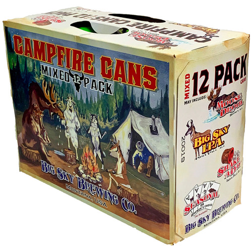 Big Sky Campfire Cans Mixed 12-Pack Can