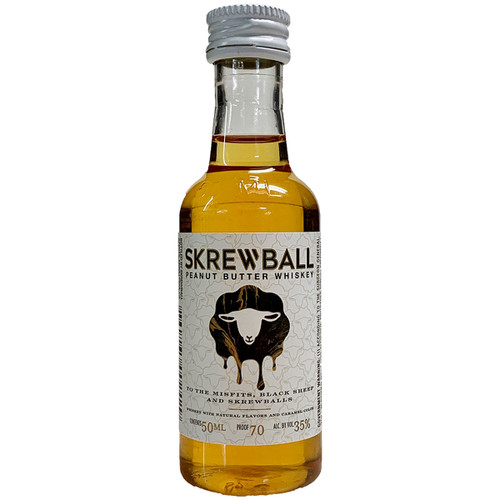 Skrewball Peanut Butter Whiskey 50ML