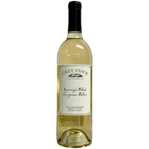 Grey Stack 2018 Rosemary's Block Sauvignon Blanc