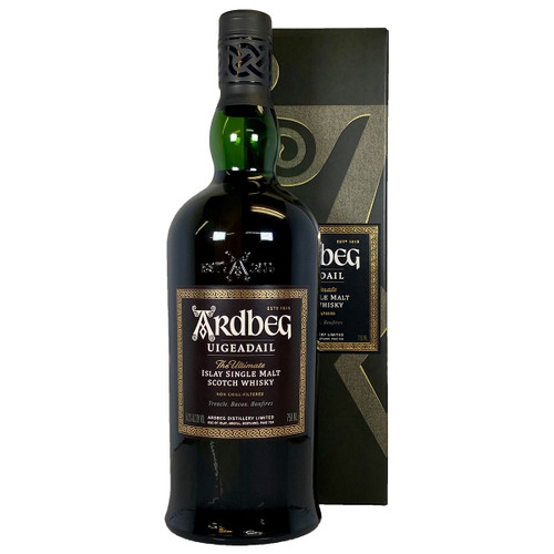 Ardbeg Uigeadail 108 Islay Single Malt Scotch