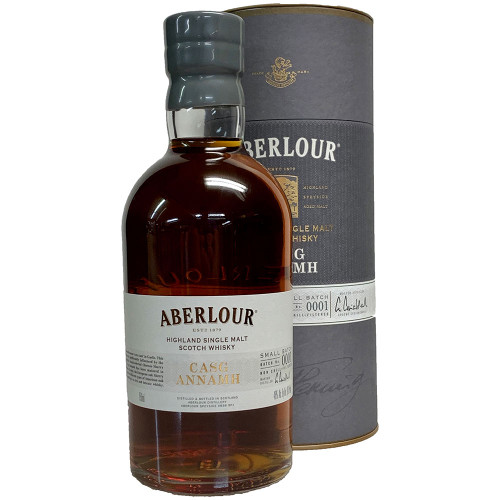 Aberlour Casg Annamh Batch 1 Single Malt Scotch