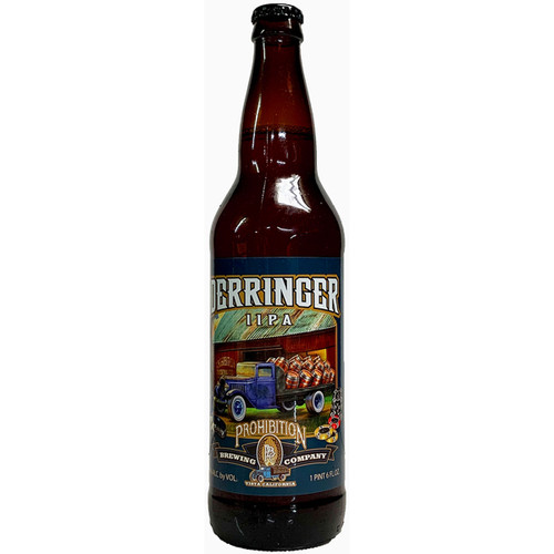 Prohibition Derringer IIPA