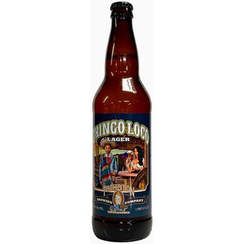 Prohibition Gringo Loco Lager