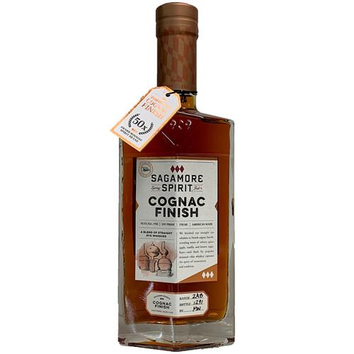 Sagamore Cognac Finished Rye Whiskey