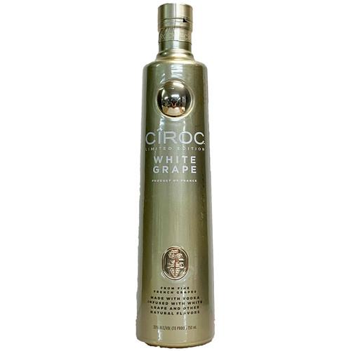 Ciroc Limited Edition White Grape Vodka