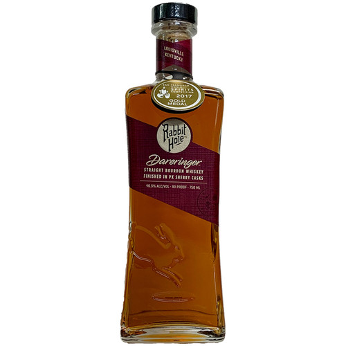 Rabbit Hole Dareringer Kentucky Straight Bourbon Sherry Cask Finish
