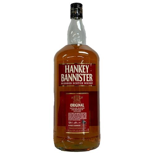 Hankey Bannister Blended Scotch Whisky 1.75L
