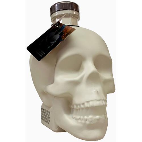 Crystal Head Vodka Skull Limited Edition Bone White