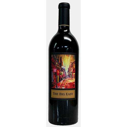Fess Parker 2017 The Big Easy Red Blend