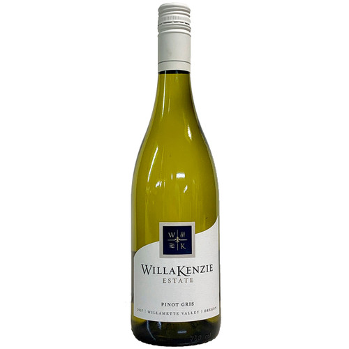 WillaKenzie Estate 2017 Pinot Gris