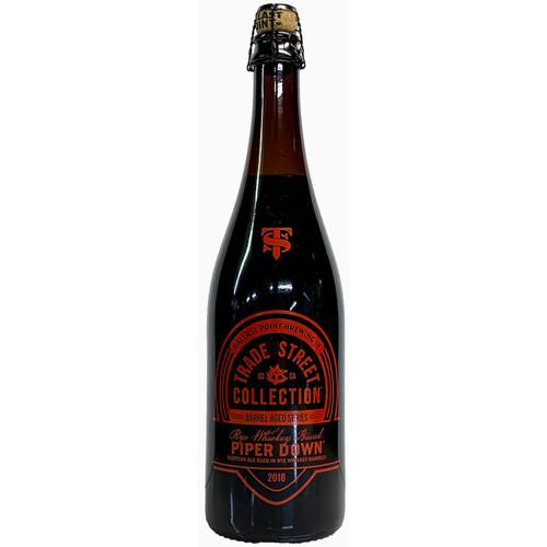 Ballast Point Rye Whiskey Barrel Piper Down Scottish Ale