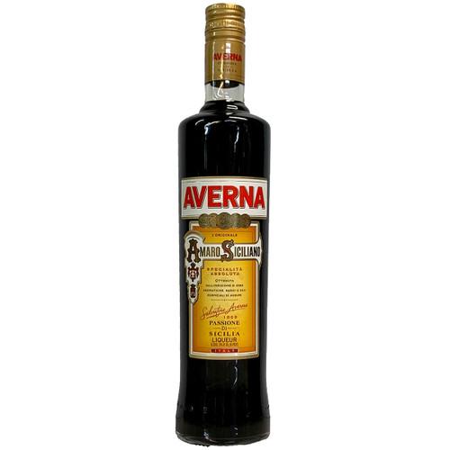 Averna Amaro Sicilia Liqueur