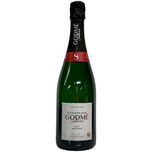 Godme Sabine Brut Reserve Premier Cru Champagne