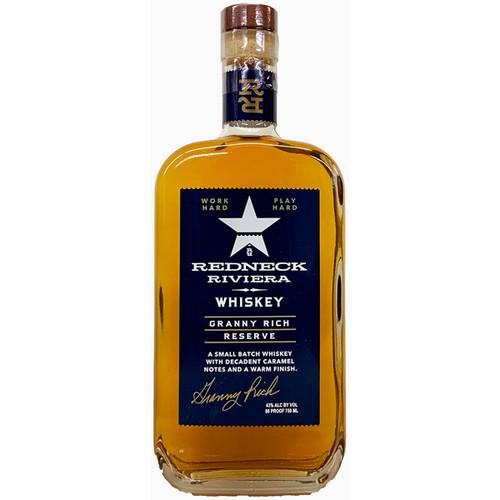 Redneck Riveria Granny Rich American Blended Whiskey
