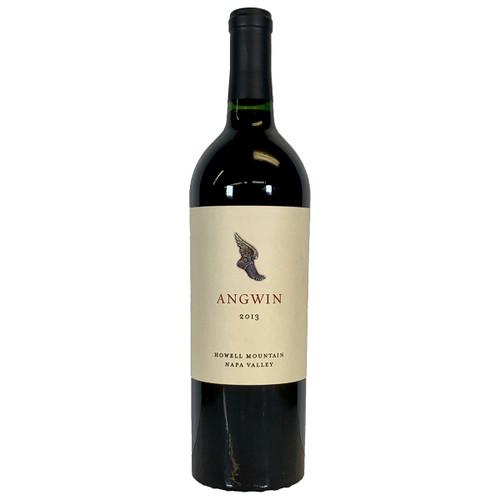 Angwin Estate Vineyards 2013 Single Vineyard Cabernet Sauvignon