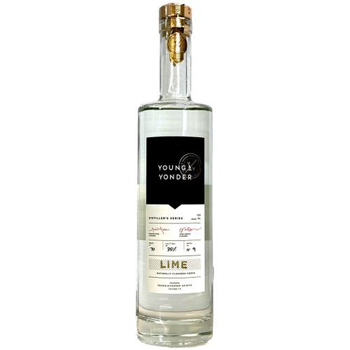 Young & Yonder Distiller's Series Lime Vodka