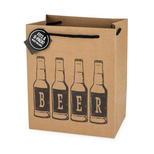 Mass Kraft Beer Gift Bag