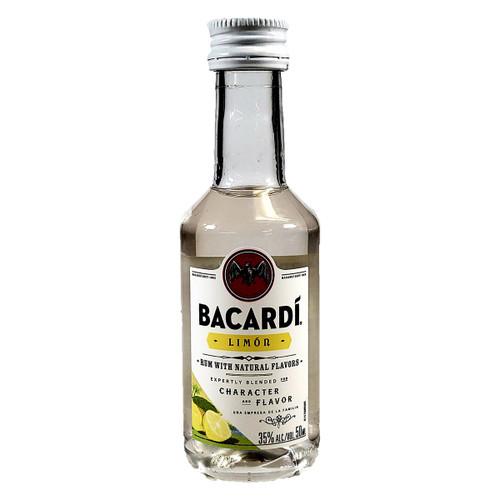 Bacardi Limon Flavored Rum 50ML