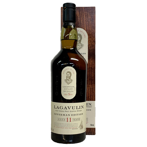 Lagavulin 11 Year Offerman Edition