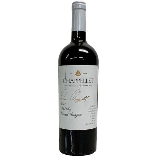 Chappellet 2017 Signature Cabernet Sauvignon