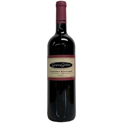 Gregory Graham 2013 Crimson Hill Vineyard Cabernet Sauvignon