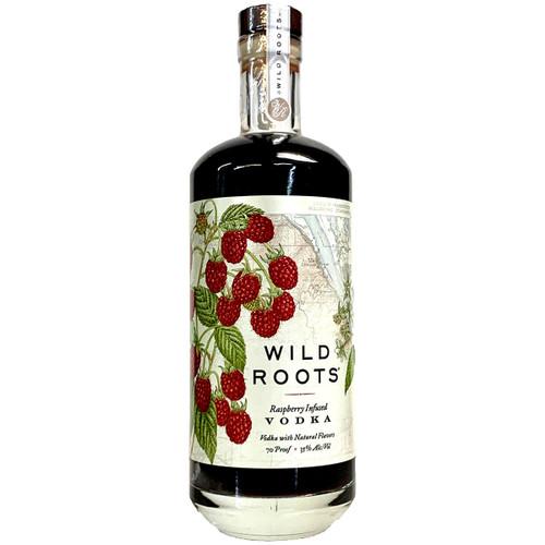 Wild Roots Raspberry Infused Vodka