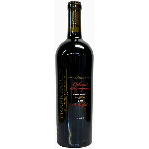 Frank Family 2016 Rutherford Reserve Cabernet Sauvignon