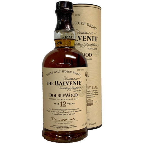 The Balvenie 12 Year Doublewood Scotch Whisky
