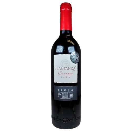 Lealtanza 2016 Rioja Crianza