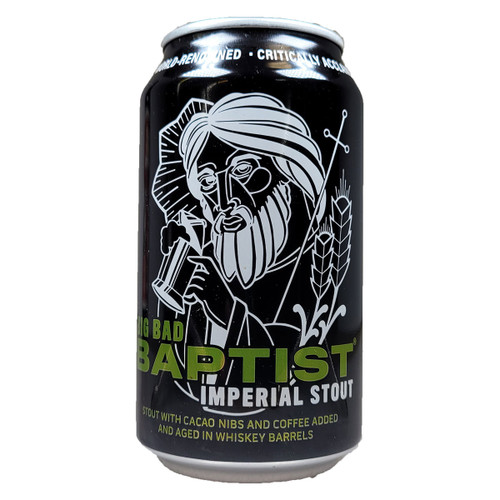 Epic Brewing Big Bad Baptist Imperial Stout Can