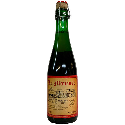 Blaugies La Moneuse Saison Ale