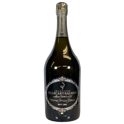 Billecart-Salmon 2002 Cuvee Nicolas Francois Billecart Brut 1.5L