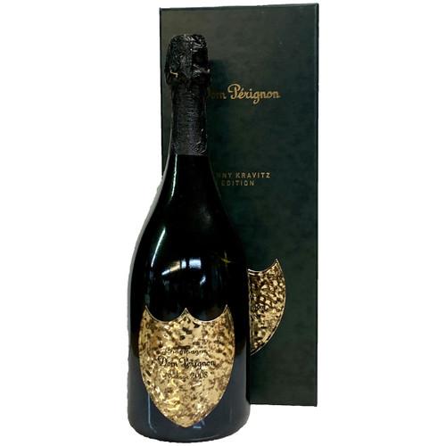 Moet & Chandon 2008 Dom Perignon Brut Lenny Kravitz Gift Box | 98 POINTS