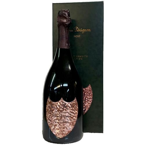 Moet & Chandon 2006 Dom Perignon Brut Rose Lenny Kravitz Gift Box | 97 POINTS