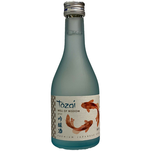Tozai Well Of Wisdom Gingo Sake 300ML