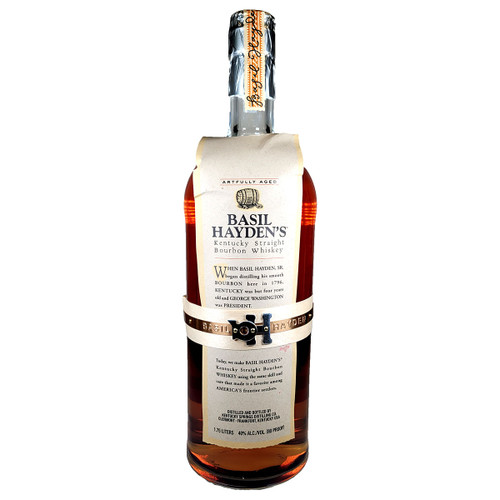 Basil Hayden's Kentucky Straight Bourbon Whiskey 1.75l