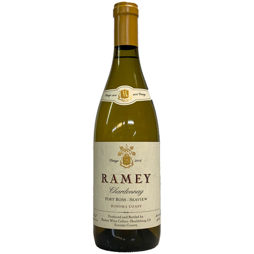 Ramey 2016 Fort Ross-Seaview Chardonnay