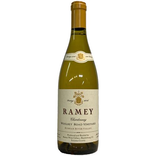 Ramey 2016 Woolsey Road Vineyard Chardonnay