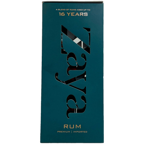 Zaya Rum Gift Pack With Ice Ball