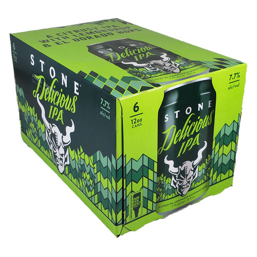 Stone Delicious IPA 6-Pack Can