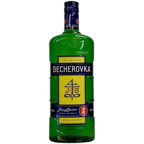 Becherovka Carlsbad Liqueur