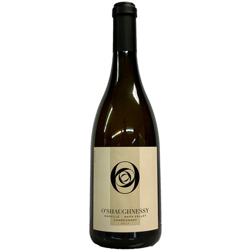 O'Shaughnessy 2017 Oakville Chardonnay