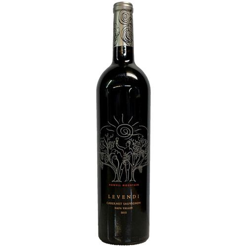 Levendi 2013 Howell Mountain Cabernet Sauvignon